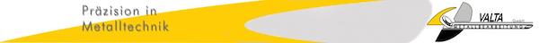 Logo von Valta Metallbearbeitung GmbH