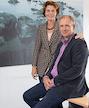 Eigentümer Berend van Bon m. seiner Frau