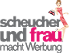 Logo von Scheucher und Frau