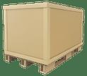 Karton-Transportbox
