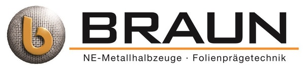 Logo von Braun GmbH Folien-Prägetechnik
