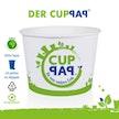 CupPap kompostierbare Becher