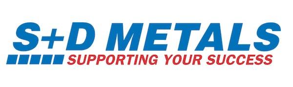 Logo von S+D METALS GmbH