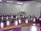 Beschichtung von Lampen