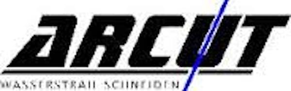 Logo von ARCUT Wasserstrahlschneiden Heiko Arndt