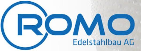 Logo von Romo Rohrleitungsbau und Montagen GmbH
