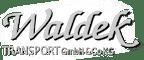 Logo von Waldek Transport GmbH & CO KG