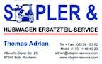 Logo von Thomas Adrian Stapler & Hubwagen Ersatzteil-Service