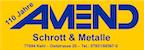 Logo von Amend Rohstoff GmbH
