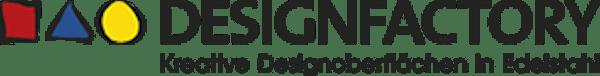 Logo von Designfactory GmbH Kreative Designoberflächen in Edelstahl