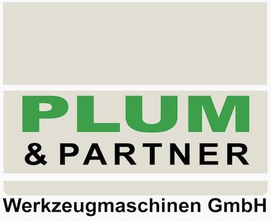 Logo von Plum & Partner Werkzeugmaschinen GmbH