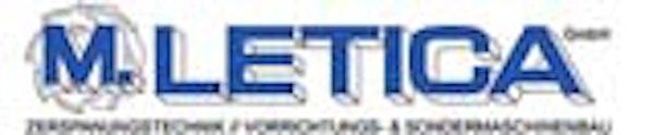Logo von M. Letica GmbH