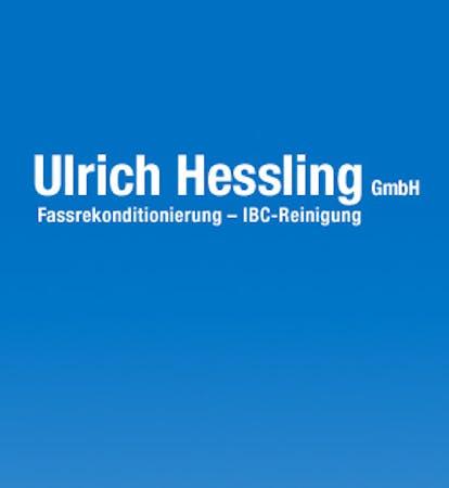 Logo von Ulrich Heßling GmbH