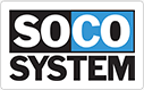 Logo von SOCO SYSTEM GmbH