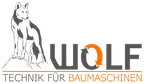 Logo von Wolf - Technik für Baumaschinen Inh. Jürgen Wolf
