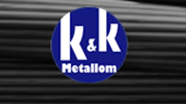 Logo von K&K Metallom GmbH