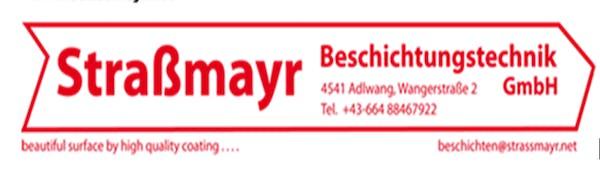 Logo von Straßmayr Beschichtungstechnik GmbH