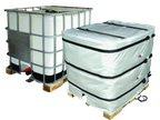 IBC Container Heizung