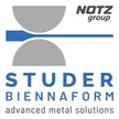 Logo von Studer-Biennaform branch of Notz Metal Inc.
