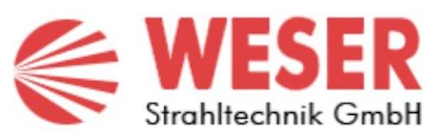 Logo von WESER Strahltechnik