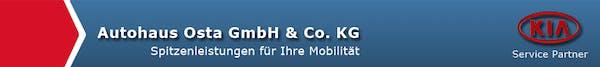 Logo von Autohaus Osta GmbH & Co. KG