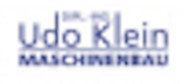 Logo von Udo Klein Maschinenbau