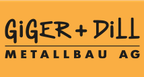 Logo von Metallbau GIGER + DILL AG