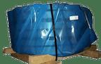 Folienverpackung auf Palette