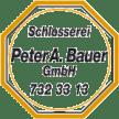 Logo von Schlosserei Peter A. Bauer GmbH