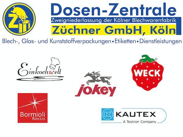 Logo von Dosen-Zentrale Züchner GmbH