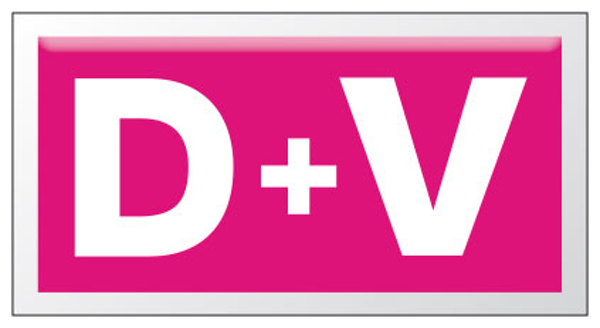 Logo von D+V Druck und Verpackung GmbH