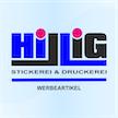 Logo von Hillig Stickerei Druckerei Werbeartikel e.K.
