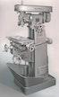 Genauigkeits-Fräs- und Bohrmaschine