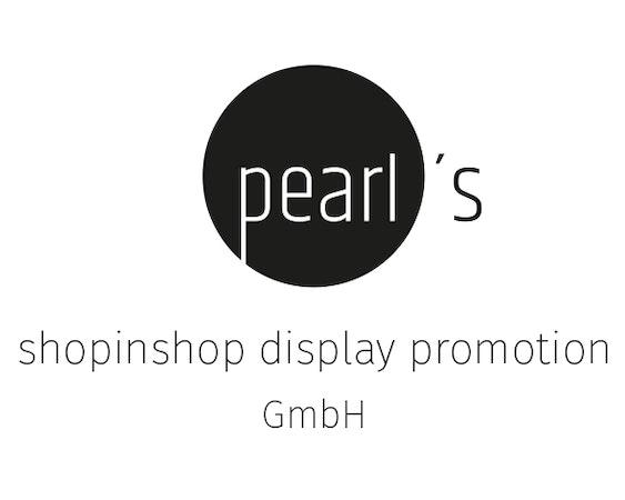 Logo von pearl's Shop in Shop - Display - Promotion GmbH