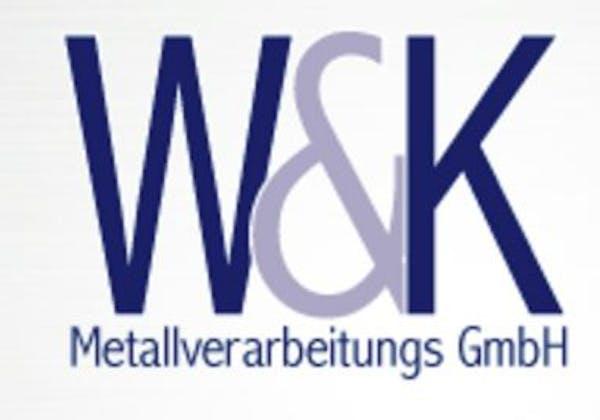 Logo von W&K Metallverarbeitungs GmbH