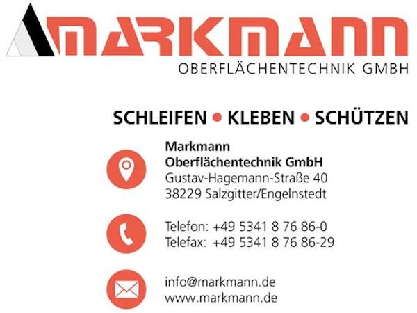 Logo von Markmann Oberflächentechnik GmbH
