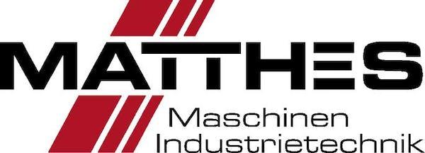 Logo von MATTHES Maschinen-Industrietechnik GmbH