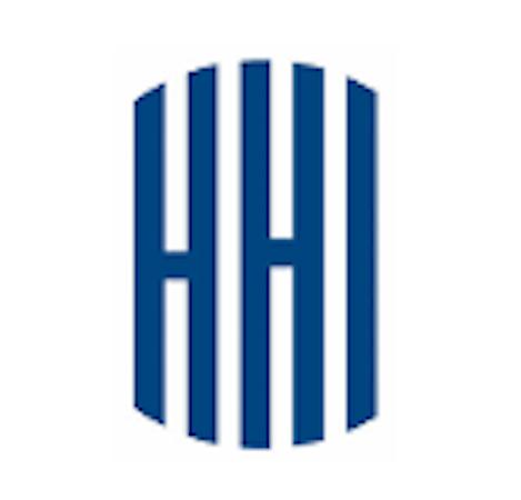 Logo von HHI HUBERT HEUSNER Industrievertretungen und Handel