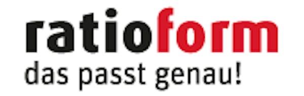 Logo von ratioform Verpackungen GmbH Hamburg