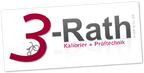 Logo von 3-Rath Kalibrier + Prüftechnik GmbH & Co. KG