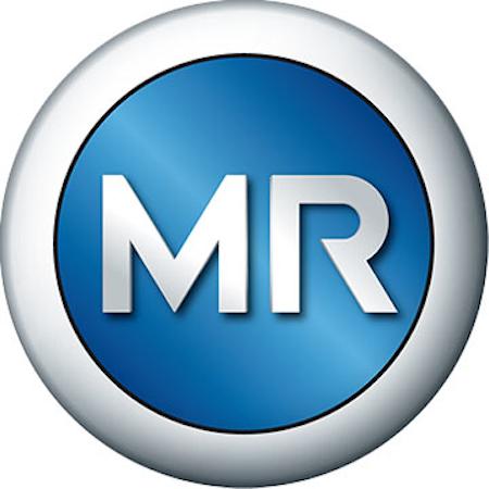 Logo von Maschinenfabrik Reinhausen GmbH