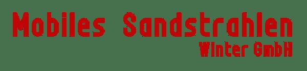 Logo von Mobiles Sandstrahlen Winter GmbH