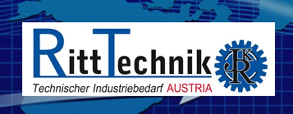 Logo von Johannes Karl Ritt - Technischer Industriebedarf Ritt-Technik Austria