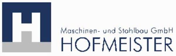 Logo von Hofmeister Maschinen- und Stahlbau GmbH