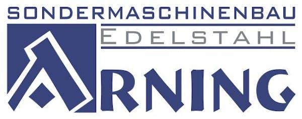 Logo von Arning Edelstahl & Sondermaschinenbau GmbH & Co. KG