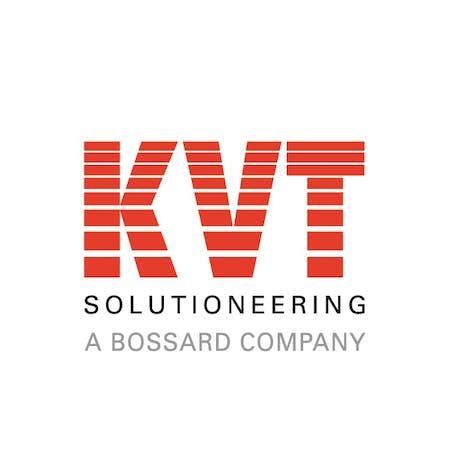 Logo von KVT-Fastening - Zweigniederlassung der Bossard AG