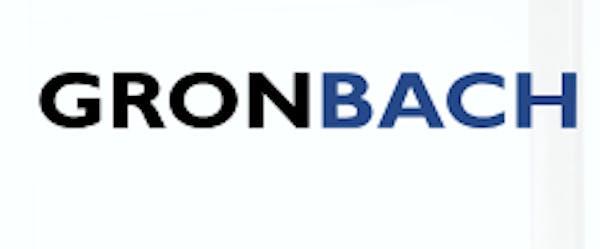 Logo von Wilhelm Gronbach GmbH