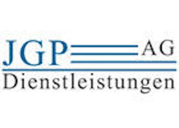 Logo von JGP Dienstleistungen AG