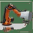 Automatisierte Laserreinigung