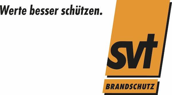 Logo von svt Brandschutz GmbH Niederlassung Eppertshausen